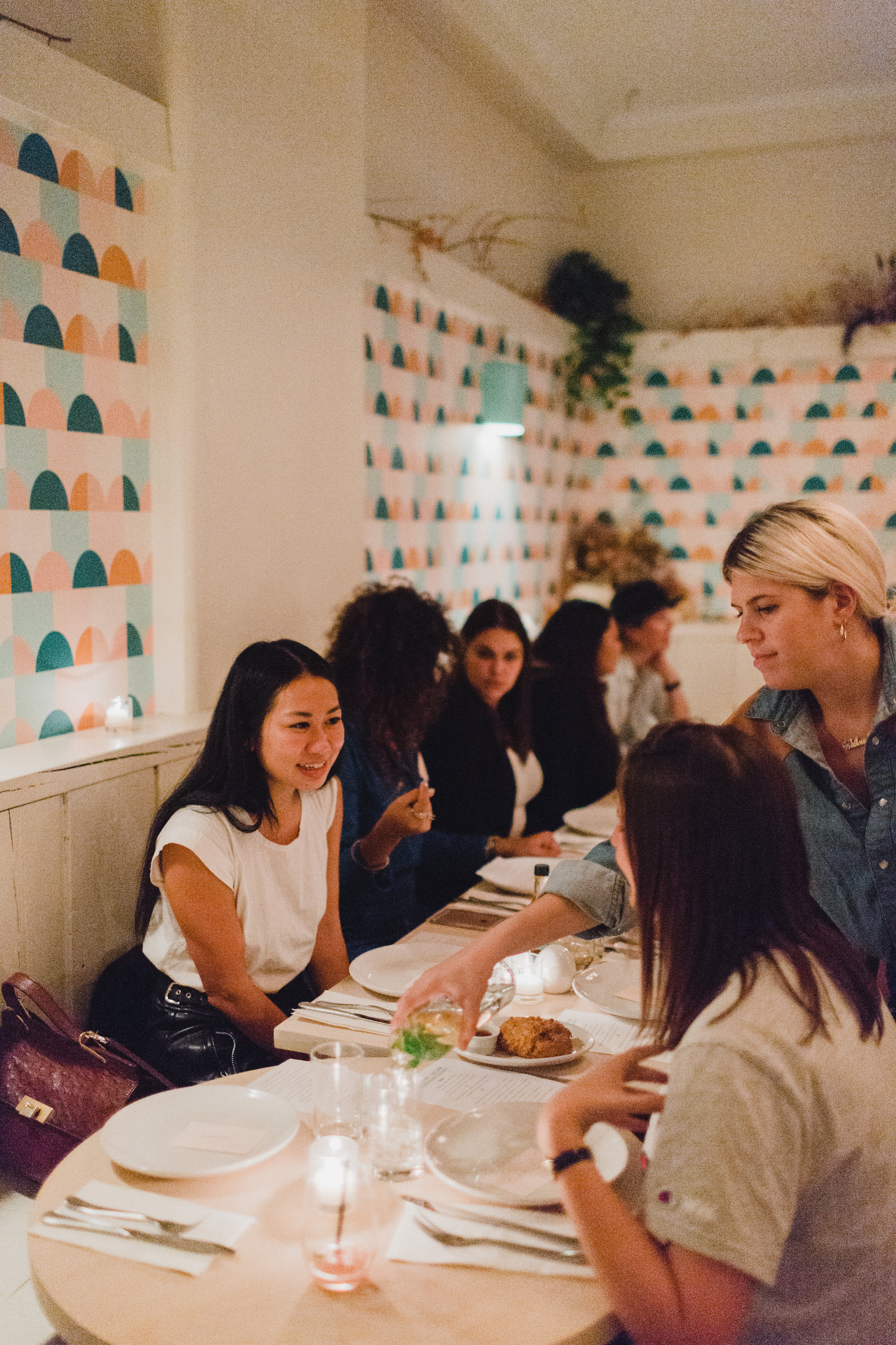 TLE x Egg Shop Supper Club