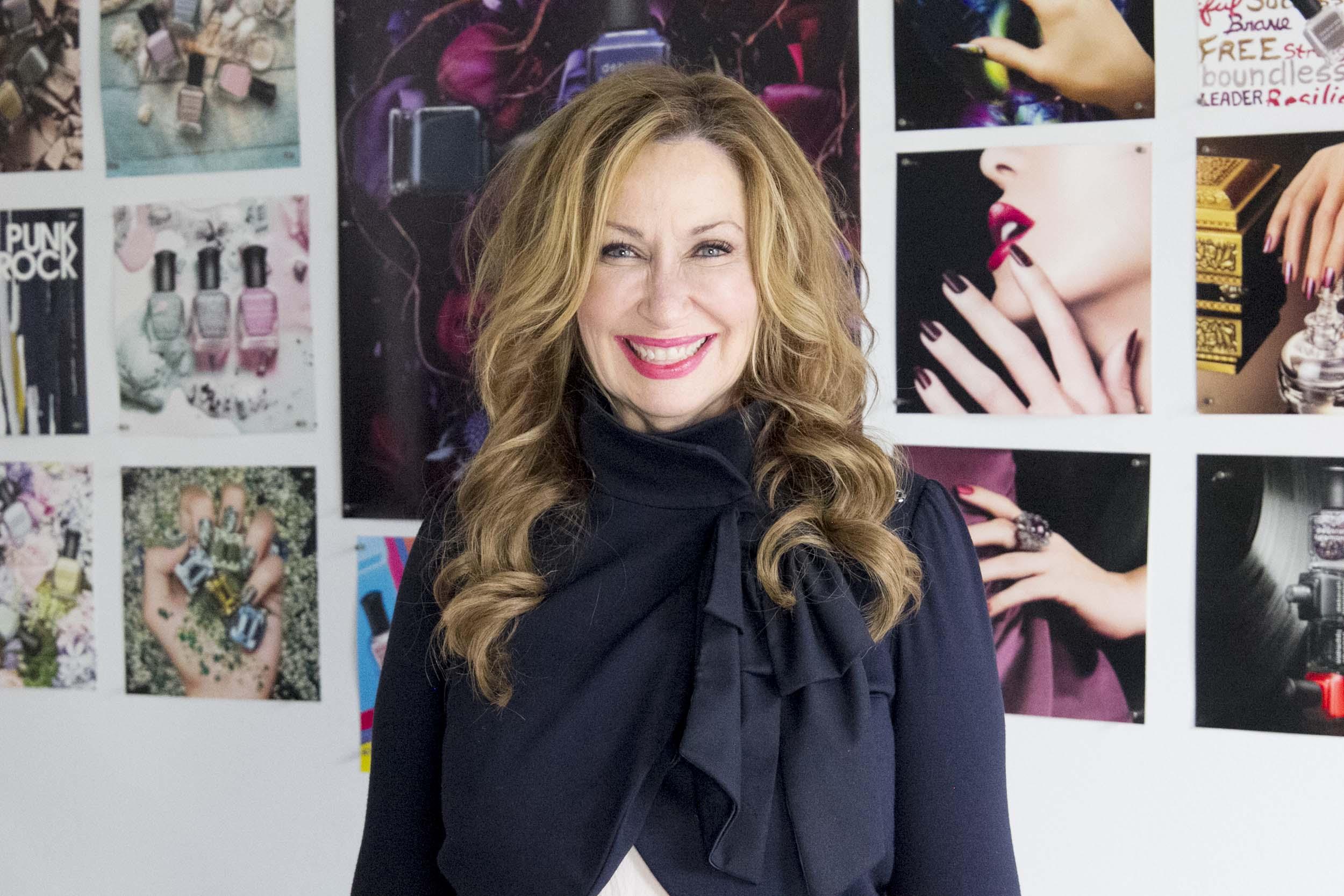 Deborah Lippmann on The Lifestyle Edit