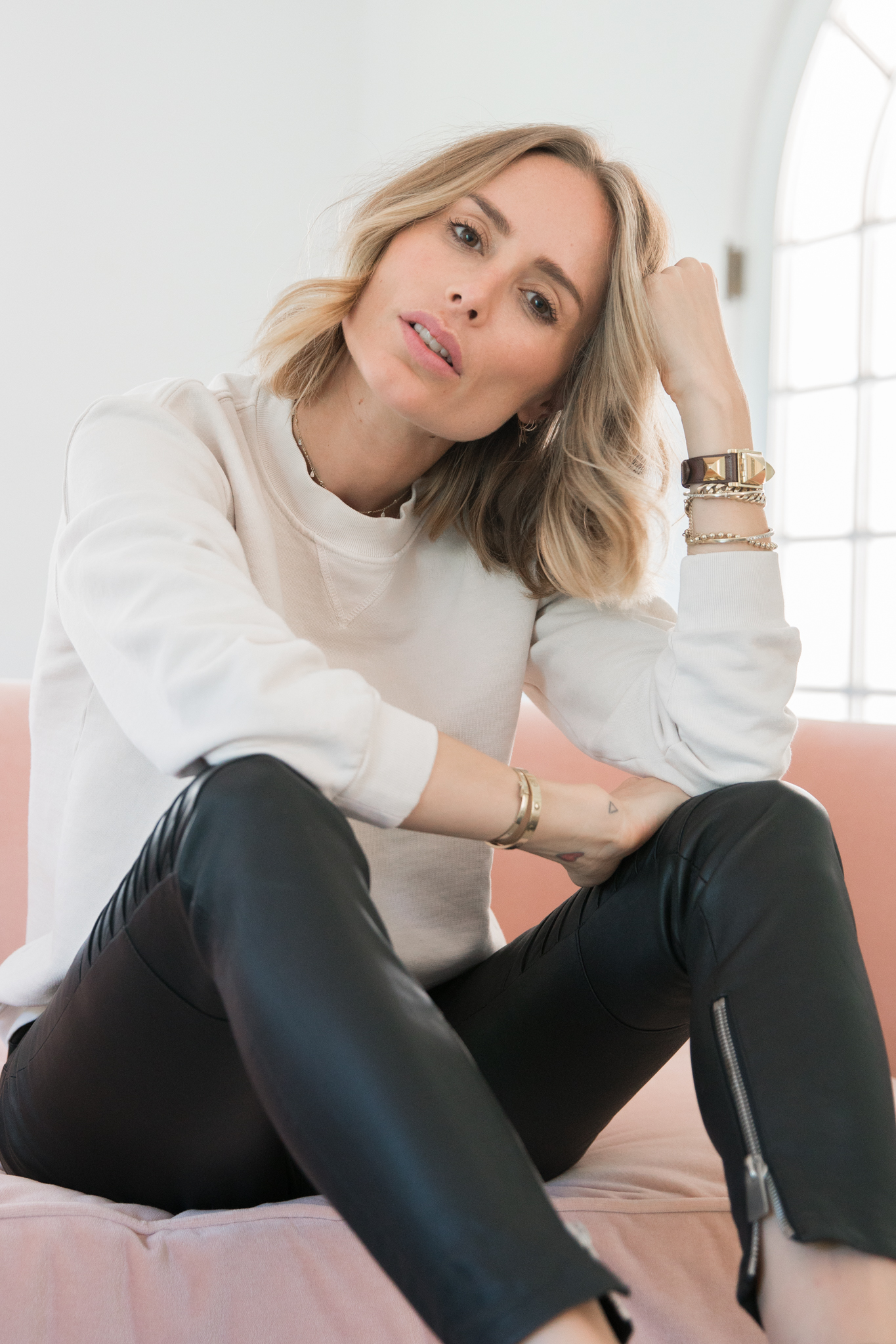 Anine Bing talks to The Lifestyle Edit about going from blogger to founder