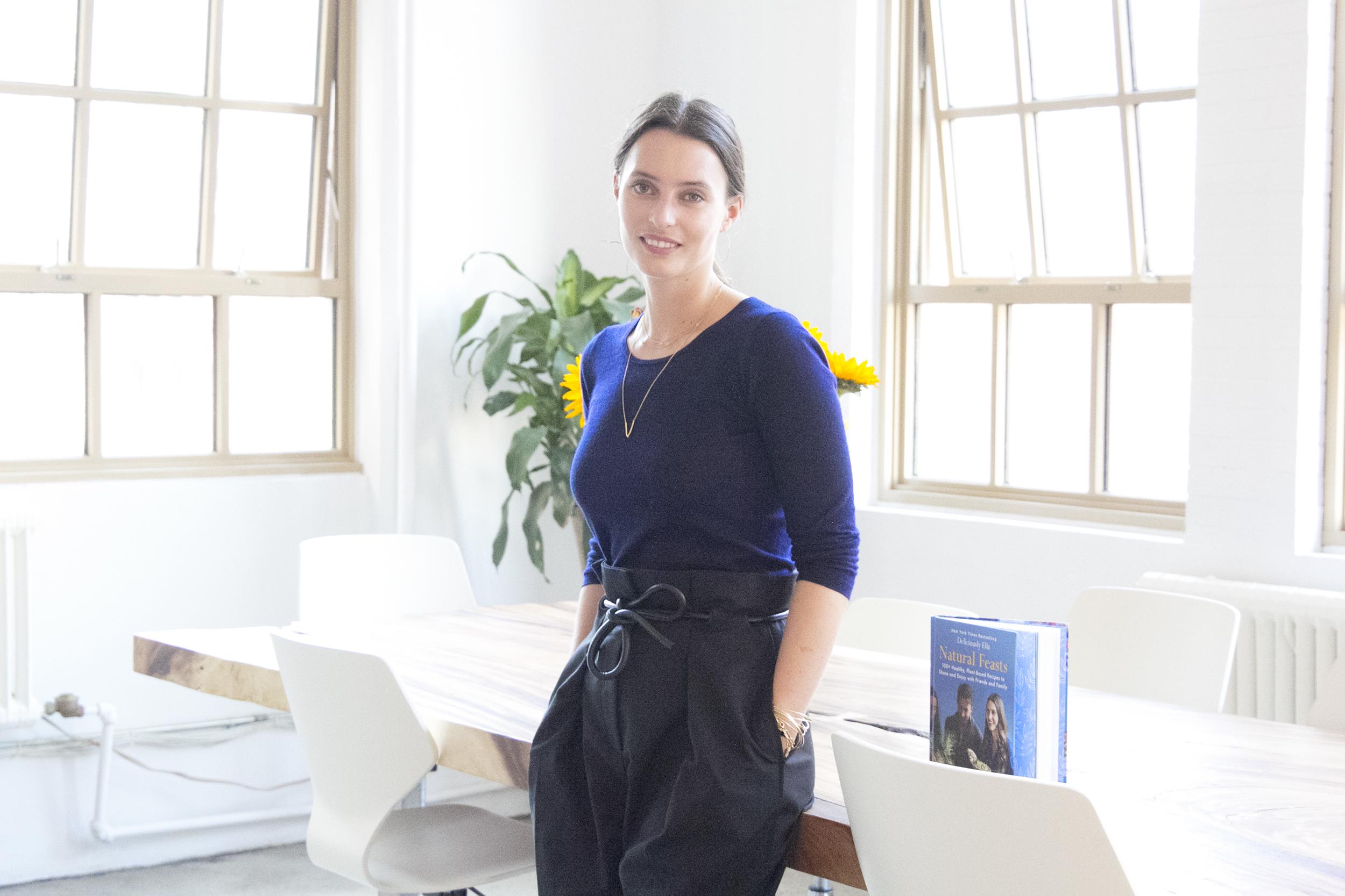 Deliciously Ella founder, Ella Mills on entrepreneurship