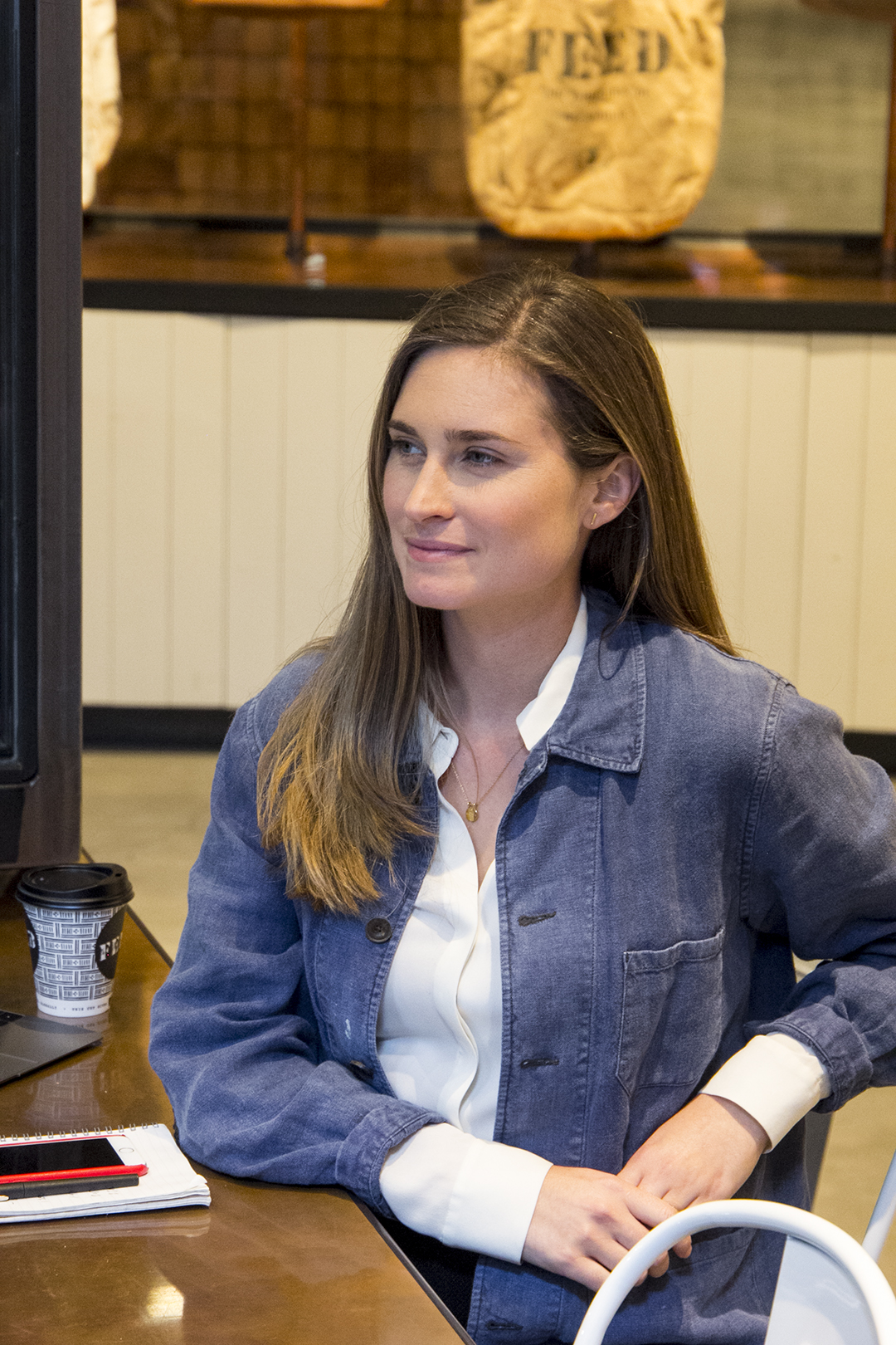 Lauren Bush Lauren, founder of FEED